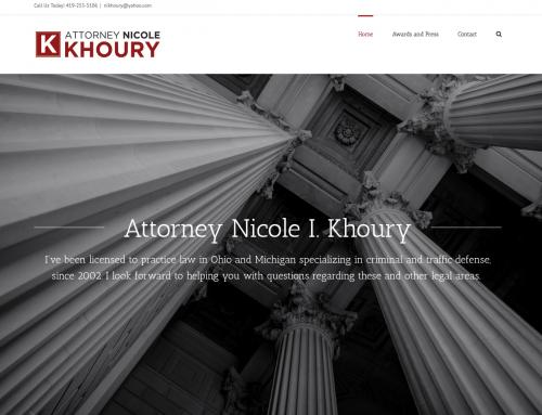 Attorney Nicole Khoury